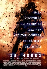 '13 Hours: The Secret Soldiers of Benghazi', 2016