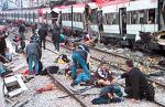 Madrid Train Bombings, Mar. 11, 2004