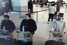 Brussels Airport Attackers, 03/22/2016
