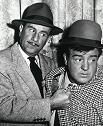Bud Abbott (1895-1974) and Lou Costello (1906-59)