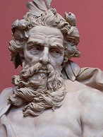'Neptune' by Lambert-Sigisbert Adam the Elder (1700-59)