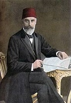 Ahmed Riza of Turkey (1859-1930)