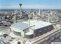 The Alamodome, 1993