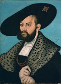 Prussian Duke Albert of Brandenburg (1490-1568)