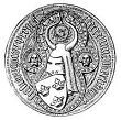 Royal Seal of Albert of Sweden
