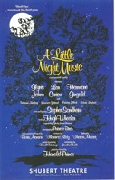 'A Little Night Music', 1973