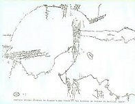 Map of Alonso Álvarez de Pineda (1494-1520)