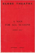 'A Man for All Seasons', 1960
