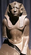 Egyptian Pharaoh Amenemhet III (d. -1814)