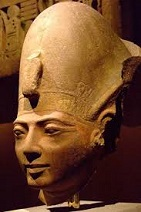 Egyptian Pharaoh Amenmesse, -1201