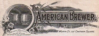 American Brewer mag., 1867-