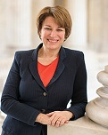 Amy Jean Klobuchar of the U.S. (1960-)