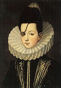 Ana de Mendoza, Princess of Eboli (1540-92)
