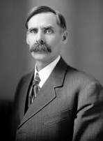 Andrew John Volstead of the U.S. (1860-1947)