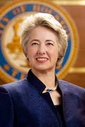 Annise Danette Parker of the U.S. (1956-)