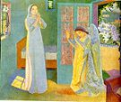 'Annunciation' by Maurice Denis, 1912
