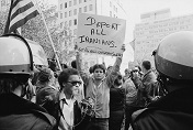 Anti-Iran Protest in Washington, D.C., Nov. 9, 1979