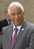 Antonio Costa of Portugal (1961-)