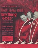 'Anything Goes', 1934