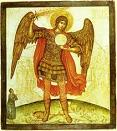 Archangel Michael Slays Satan