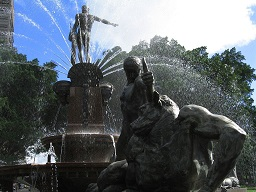Archibald Fountain, 1932