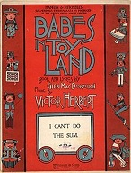 'Babes in Toyland', 1903