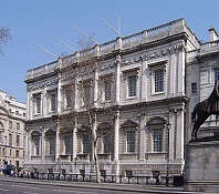 Banqueting House, Whitehall, 1619-22