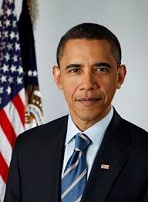 Barack Obama of the U.S. (1961-)