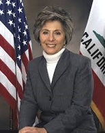 Barbara Boxer of the U.S. (1940-)