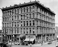 Barclay Hotel, Denver, Colo., 1883