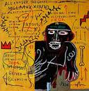 'All Colored Cast II' by Jean-Michelle Basquiat (1960-88), 1982