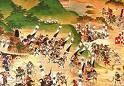 Battle of Sekigahara, Oct. 21, 1600