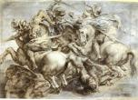 'The Battle of the Standard' by Peter Paul Rubens, 1603