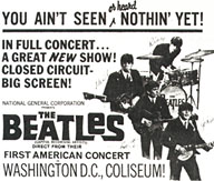 The Beatles at Washington, D.C. Coliseum, Feb. 11, 1964