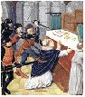 Murder of St. Thomas Becket (b. 1118), Dec. 29, 1170