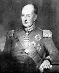British Gen. Sir Benjamin d'Urban (1777-1849)