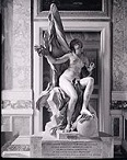 'Truth Unveiled by Time', Gianlorenzo Bernini (1598-1680), 1645-52