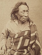 Big Bear of the Cree (1825-88)