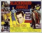 'Blackboard Jungle', 1955