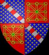 Blanche of Navarre Coat of Arms