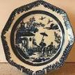 Blue Willow Pattern, 1790
