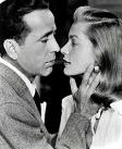 Humphrey Bogart (1899-1957) and Lauren Bacall (1924-2014)