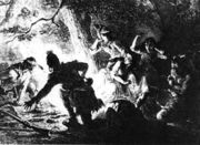 Daniel Boone's Big Rescue, July 16, 1776