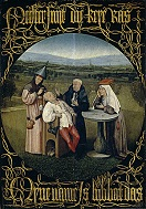 'Cutting the Stone' by Hieronymus Bosch (1450-1516), 1494