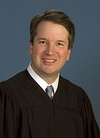 Brett Kavanaugh of the U.S. (1965-)