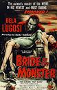 'Bride of the Monster', 1956