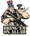 Bring 'Em On Allah