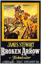'Broken Arrow', 1950