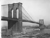 Brooklyn Bridge, 1883