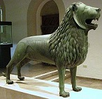 The Brunswick Lion, 1166